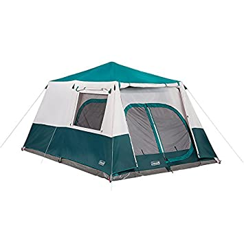 Coleman Instant 10 Person Cabin Tent  sc 1 st  Amazon UK & Coleman Instant 10 Person Cabin Tent: Amazon.co.uk: Sports u0026 Outdoors