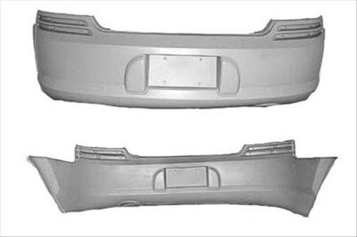 Dodge Stratus Rear Bumper - OE Replacement Dodge Stratus Rear Bumper Cover (Partslink Number CH1100274)