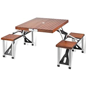 Picnic at Ascot Portable Picnic Table Set