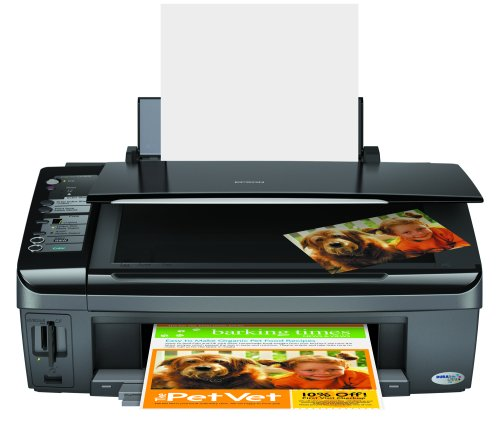 Epson Stylus CX7400 All-in-One Printer (C11C689201) ()