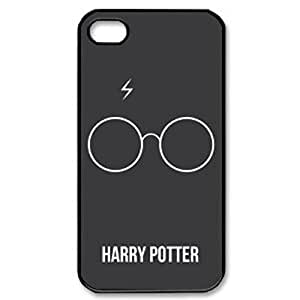 SUUER Rubber Silicone Harry Potter Designer Personalized Custom Plastic Rubber Tpu CASE for iPhone 5 5s Durable Case Cover