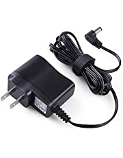 9V AC/DC Power Adapter Casio Piano Keyboard, Zoom Guitar Multi Effects Pedal, BOSS, Dunlop, DanElectro, DigiTech, Ditto, Electro Harmonix, TC Electronic LotFancy, UL Listed, Center Negative