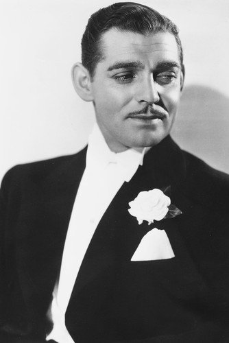 Clark Gable 24x36 Poster handsome 1930's pose in tuxedo ()