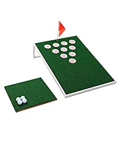 SPRAWL Golf Pong Set - Two Boards - Exciting Game for Golf Enthusiasts and Beginners