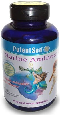Marine Aminos Potent Sea 90 ()