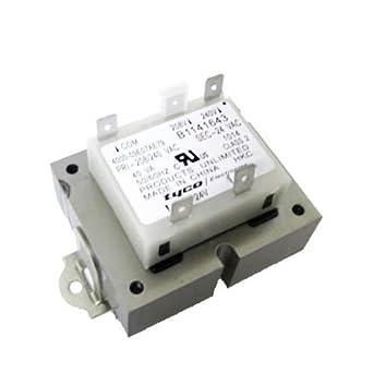 goodman transformer. 4000-09e07ae79 - goodman oem furnace replacement transformer o