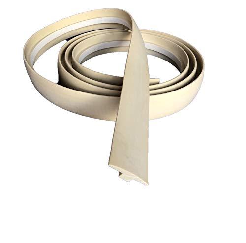 """FLEXTRIM Flexible T Molding: 2"""" Size with Oak Grain Texture - 8"""