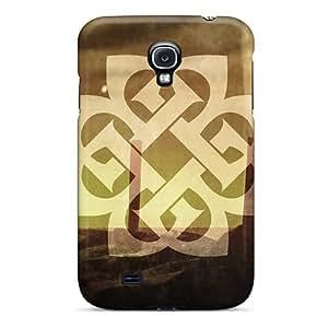 PhilHolmes Samsung Galaxy S4 Protector Hard Phone Cases Custom HD Breaking Benjamin Skin [jiX12038mCUS]