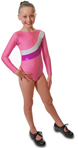 f9ab5d212 Alpha Factor Gymnastics Leotard - Trainers4Me