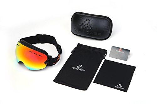 Ski goggles (VLT 10% Volcanic - Pair Free Glasses Canada First