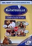 Ratatouille Bonus DVD