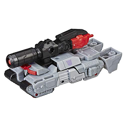 Transformers Cyberverse Action Attackers: 1-Step Changer Megatron Action Figure Toy ()