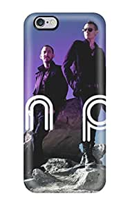 For AnnDavidson Iphone Protective Case, High Quality For Iphone 6 Plus Linkin Park 2012 Skin Case Cover