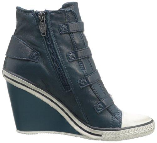 Ash Womens Thelma Fashion Sneaker Petrolio