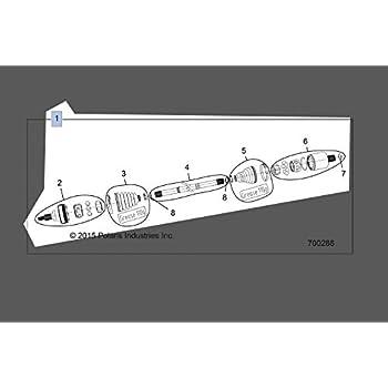Polaris 2017 Rzr Xp4 Turbo Intl Rzr Xp4 Turbo Halfshaft Rear 64 1333713 New Oem