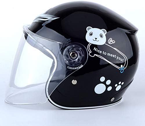 電動ヘルメットに乗る