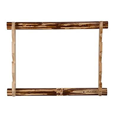Rush Creek Creations Rustic Gun Wall Rack
