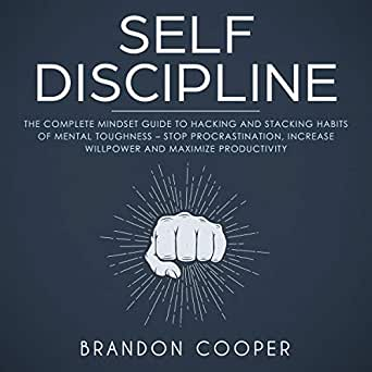 Amazon. Com: self discipline mindset: why self discipline is.