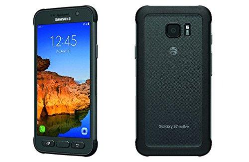 Samsung Galaxy S7 Active SM-G891A 32GB Titanium Gray AT&T by Samsung