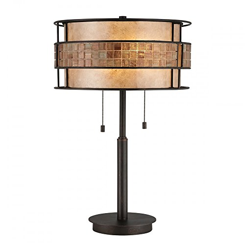 Quoizel Lighting Mica Table Lamp - 3
