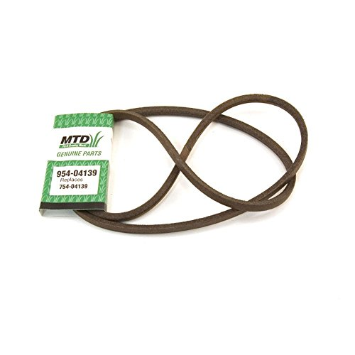 (Mtd 954-04139 Lawn & Garden Equipment Belt, 1/2 x 72-1/2-in Genuine Original Equipment Manufacturer (OEM) Part)