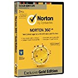 Norton 360 Exclusive Gold Edition V6.0, 1 User, 3 PCs 1 Year Subscription (PC)
