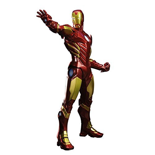Kotobukiya Marvel Comics: Iron Man Avengers Now! ArtFX+ Statue (Red Color Variant)