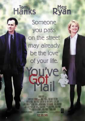 You've Got Mail - Movie Poster / Print (Tom Hanks & Meg Ryan) (Size: 27