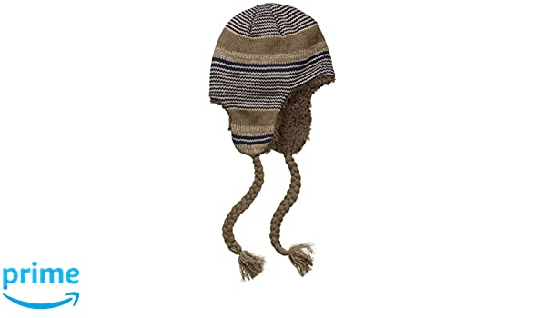 bf4f24850cd Amazon.com  MUK LUKS Men s Cable Helmet-Khaki