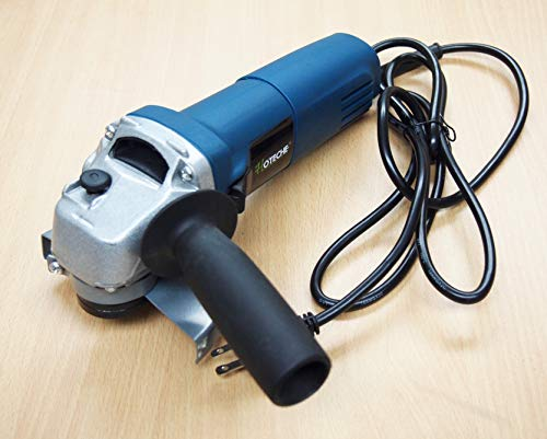 "Hoteche 4-1/2"" Electric Variable Speed Angle Grinder 7AMP"