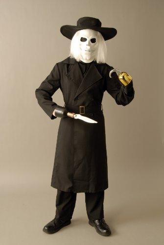 Puppet Master - Blade Adult Halloween Costume Size (Puppet Master Halloween Costumes)