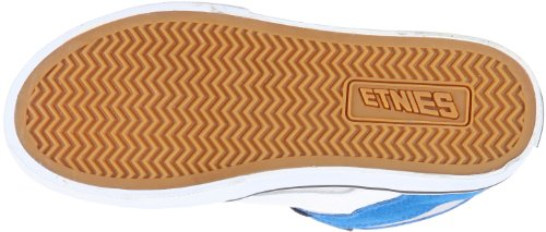 Etnies KIDS RVM VULC 4301000083 - Zapatillas de skate para niños Negro (BLACK/GREY/BLUE 574)