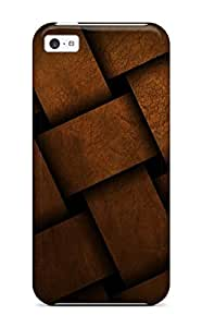 TYH - Irene C. Lee's Shop K4 Iphone 4/4s Well-designed Hard Case Cover Brown Protector phone case