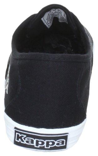 Kappa Holy 241445 - Zapatillas de tela unisex Negro