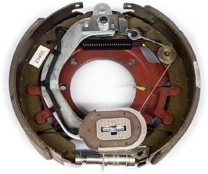 12 1//4 x 4 LH 10K Electric Brake Assembly