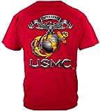 Erazor Bits Marine Corps T-Shirt USMC Vietnam Green Jungle Theme T-Shirt MM2148