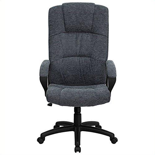 High Back Fabric Chair - 6