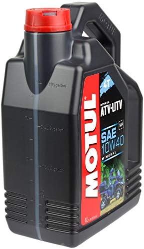Motoröl Motul 10w40 4liter Expert Atv Utv Quad 4 Takt Öl Motorenöl 4t 10w 40 Auto