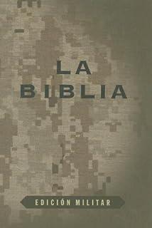 La Biblia (Edicion Militar) (Spanish Edition)