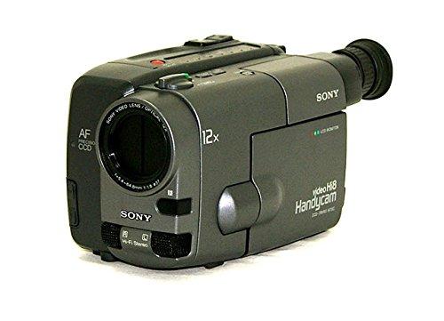 SONY ソニー CCD-TRV60 ハイエイトビデオカメラ(VideoHi8/8mmビデオカメラ/ハンディカム)