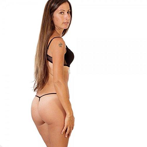 Besame - Besame conjunto lencería Fine sujetador y tanga 3263 color -, talla - 85, gorro - C negro 85 cm: Amazon.es: Ropa y accesorios