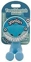 "John Hinde My Name ""Jayden"" Toothbrush Holders"