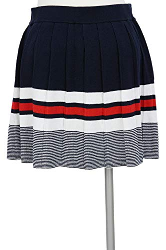 ロサーセン(ロサーセン) ウォッシャブルウールスカート 045-78842-095 (ネイビー/L/Lady's)