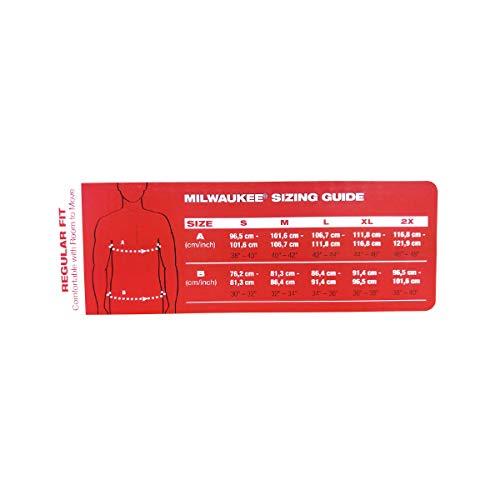 Xxl Noir Femme 3 0 Chauffant M12 Blouson 4933464843 12v Batterie 0ah Hjladies2 Milwaukee Taille Eq8FnS