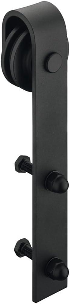 Rails Longueur 2000/mm/ /Mod/èle Slido /Charge maximale 100/kg/ Porte Antique Porte coulissante avec syst/ème de rail pour portes en bois/ /Meubles ferrures de gedotec/®