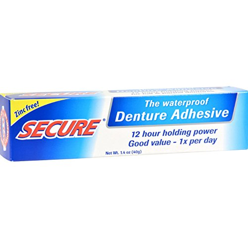 Best Denture Care Adhesives