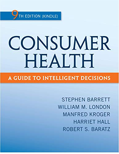 Consumer Health: A Guide to Intelligent