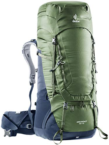 Deuter Aircontact 65 10 Backpacking Pack
