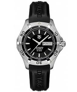 TAG Heuer WAF2010.FT8010 - Reloj de pulsera hombre, caucho