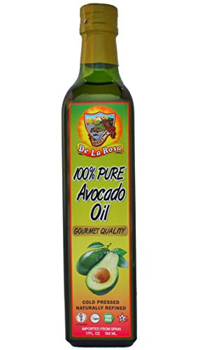 De La Rosa Real Foods & Vineyards - Pure Avocado Oil - 500ml by De La Rosa Real Foods & Vineyards
